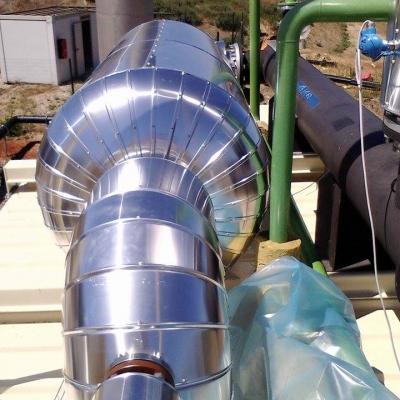 Calorifuge d'appareillage