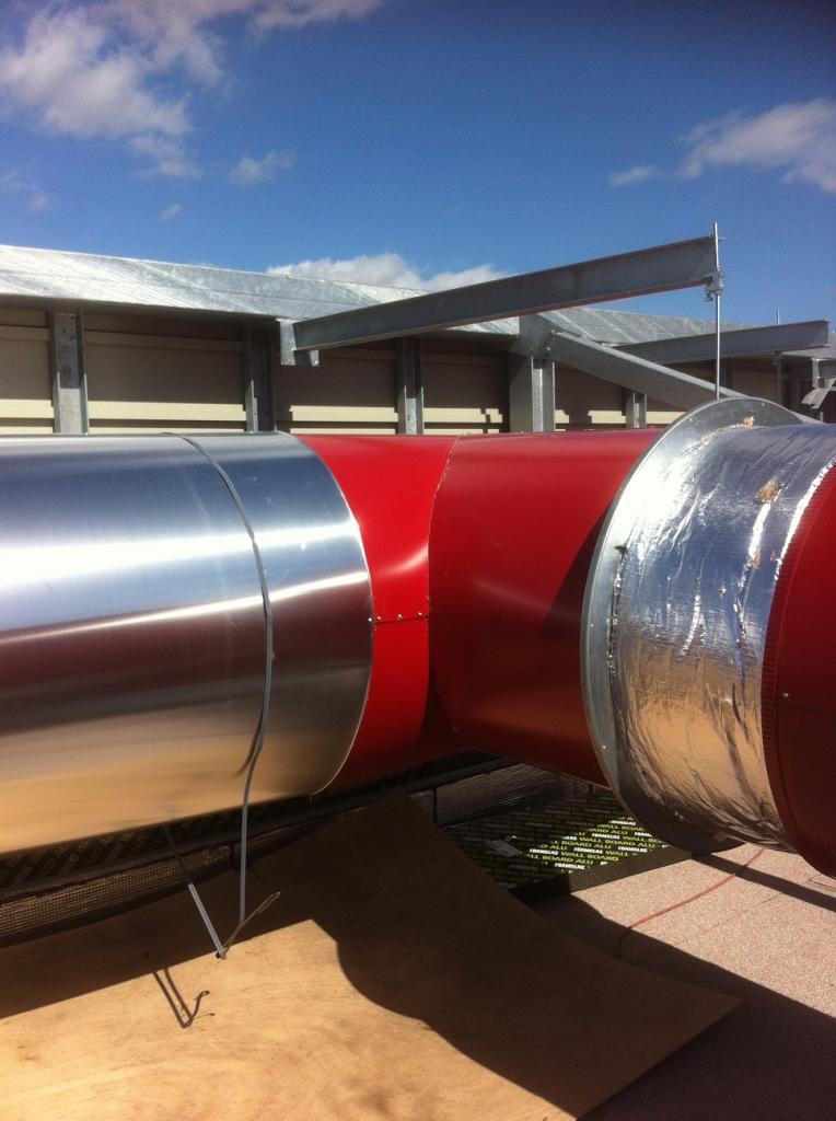 Calorifugeage Gaine De Ventilation Toulouse