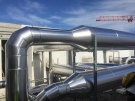 Calorifuge Gaine de ventilation